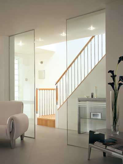 Fusion Stairs Contemporary Fusion Stair Parts
