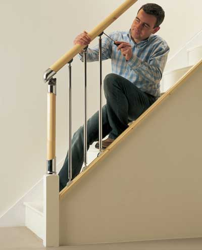 Staircase balusters
