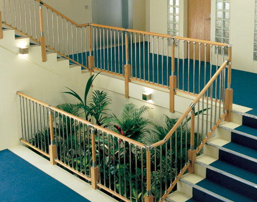 Fusion Commercial Balustrading
