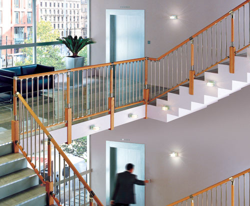 Fusion Commercial handrail
