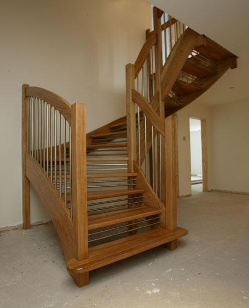 The European Style Handrail