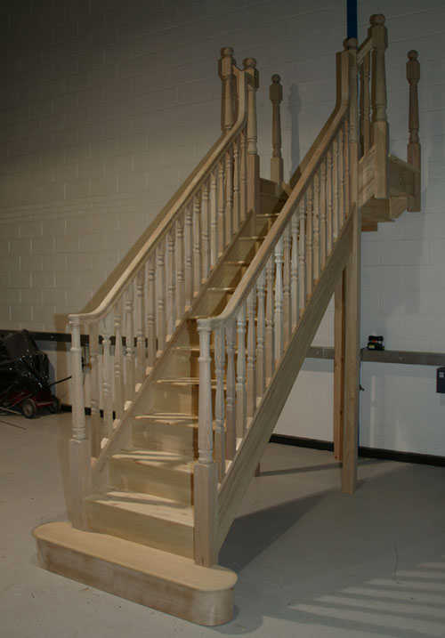 Staircase Specialists Wooden Staircases Made To Measure Uk