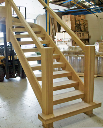 Oak Staircases from Stairplan