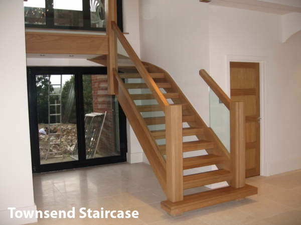 Staircase Specialists The Oak Townsend Stair Wooden